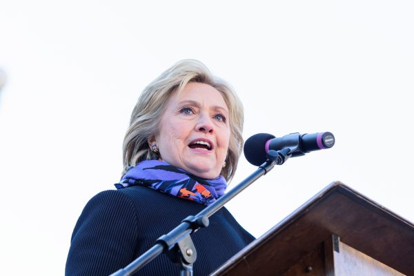 Hillary Clinton Talks about GET of Hudson Valley NY